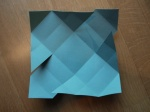 cardboard box scatola origami
