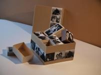 scatola memory box scatoline origami